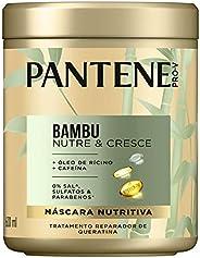 Máscara De Tratamento Pantene Bambu 600Ml, Pantene