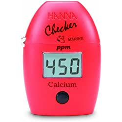 Hanna Instruments HI758 Marine Calcium Checker Test Kit - Saltwater Aquariums