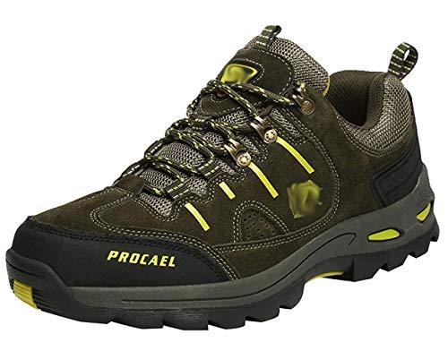 Hommes coloré Taille 39eu Oudan En Pour Plein De Air L'entraînement Baskets 22 Bottes Marche Trekking Randonnée Cuir Chaussures SnwqAwI1g
