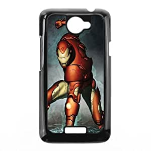 Iron Man Comic0 HTC One X Cell Phone Case Black Gift PX6REN-2636269