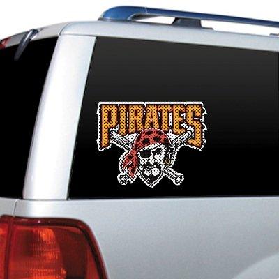 - MLB Pittsburgh Pirates Die Cut Window Film