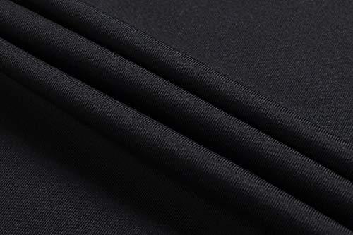 Short Jeansian Men's Dry Homme Sport De Lsl133 shirt Quick Lsl254 Sleeved T Tops Outdoor black Tee rx1Yr8q