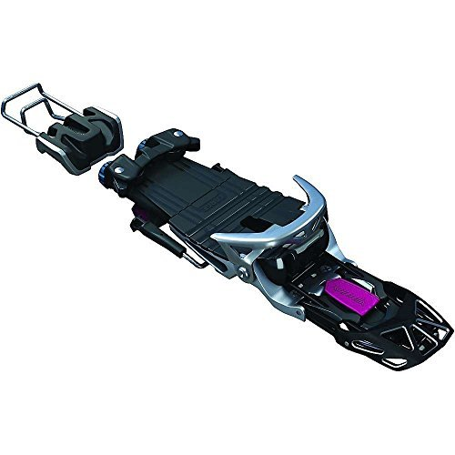 Rottefella 110 Brake NTN Freedom Binding, Black/Magenta, Small/Soft