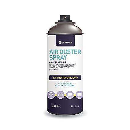 PLATINET PCS70903PFS5130 - Aire comprimido, 400 ml