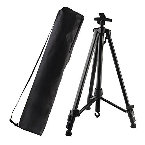 Elongdi Aluminum Telescoping Adjustable Lightweight