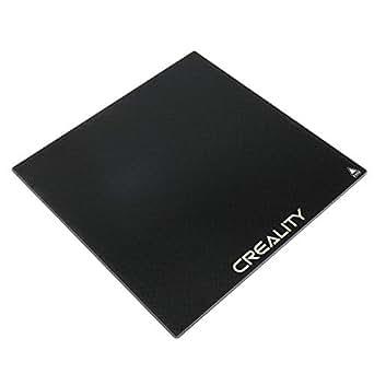 Amazon.com: Ender 3 Creality - Placa de cristal templado 3D ...