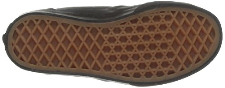 Vans Atwood, Unisex Kids' Low-Top Sneakers, Black, 1 UK
