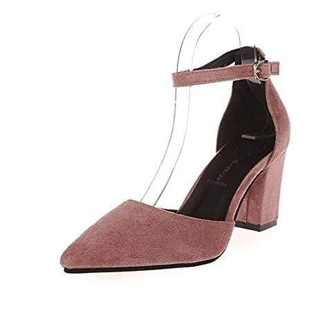 f7f82b6d935f7 Amazon.com: DingXiong 2018 Fashion High Heels Newest Women Pumps ...