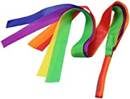 Dance Ribbon Gym Rhythmic Art Gym Ballet Streamer Cheerleading Kids Toy Gift