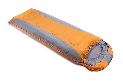 Camping bolsas de dormir, Envolvente saco de dormir al aire libre caliente de espesor campamento de ...