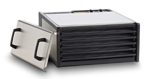 excalibur 5 tray with timer - 3