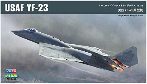 Hobby Boss US YF-23 Prototype Airplane Model Building Kit ()