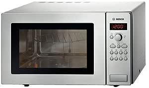 Bosch HMT84G451, Acero inoxidable, 513 x 408 x 305 mm, 17000 g - Microondas