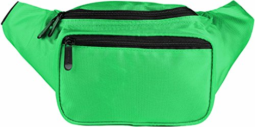 green fanny pack - 6