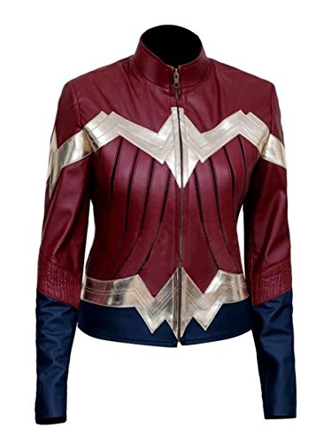 BNH Wonder Woman 2017 Costume Jacket - New Year]()