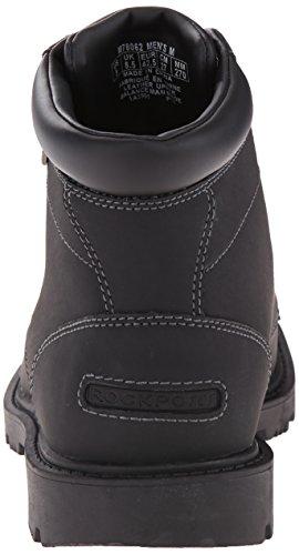 Boot Rockport Waterproof Plain Men's Road Black Toe Redemption rxqrHSnR
