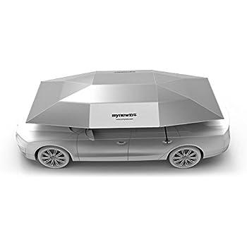 Palram arcadia 5000 carport patio cover 16 x for Car patio covers