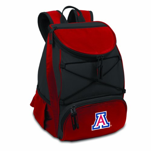 Wildcats Picnic Backpack - NCAA Arizona Wildcats PTX Insulated Backpack Cooler, Red