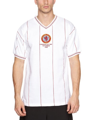 Aston Villa 1982 European Cup Shirt