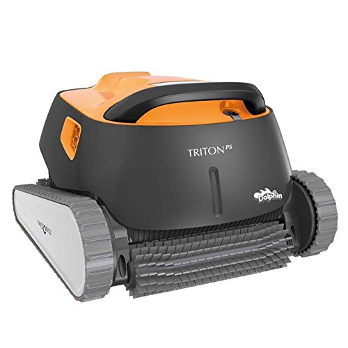 Dolphin Triton Robotic Pool Cleaner with PowerStream