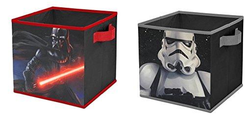 Disney Star Wars Storage Cubes by Disney