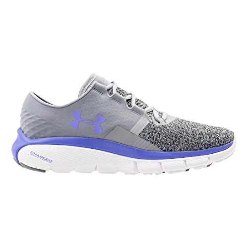 Under Armour Speedform Fortis 2 Txtr Damesschoenen Staal / Wit / Violet Storm