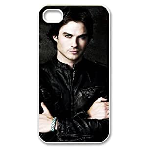 The Vampire Diaries Unique Fashion Printing Phone Case for Iphone 4,4S,personalized cover case ygtg-339296