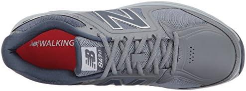Men's Mw847 Ankle-High Running Shoe [並行輸入品]