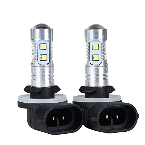 881 fog light bulb 8000k - 8