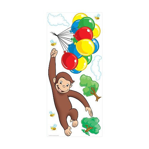 Curious George Wall - 6
