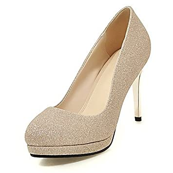 650300f4c74673 Talons féminins Printemps Été Automne Chaussures de club d hiver Matériel  personnalisé Fête de mariage