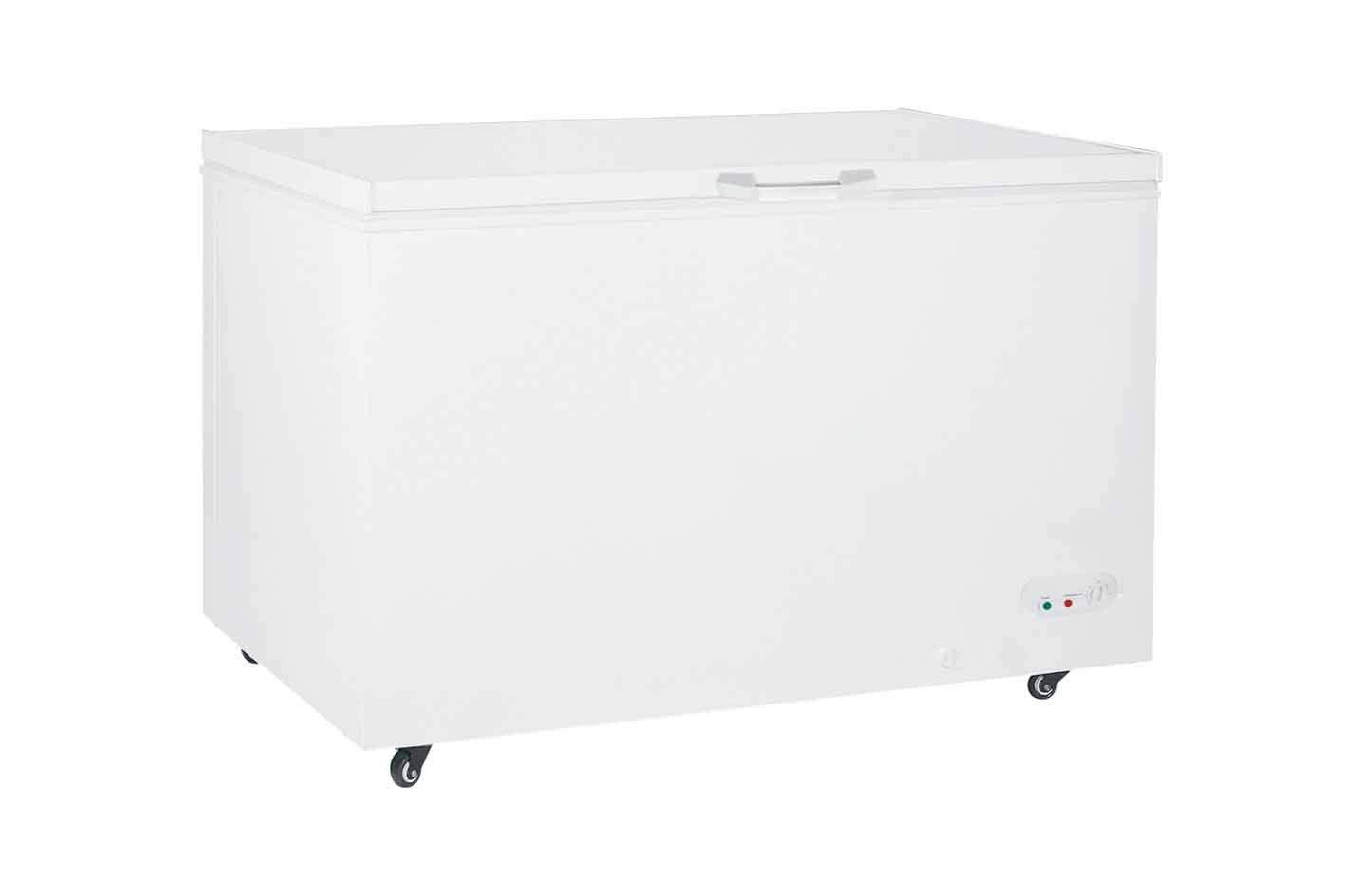 bd-450 a congelateur Bahut con tapa abatible -18/-22 °C Cap. 358L ...