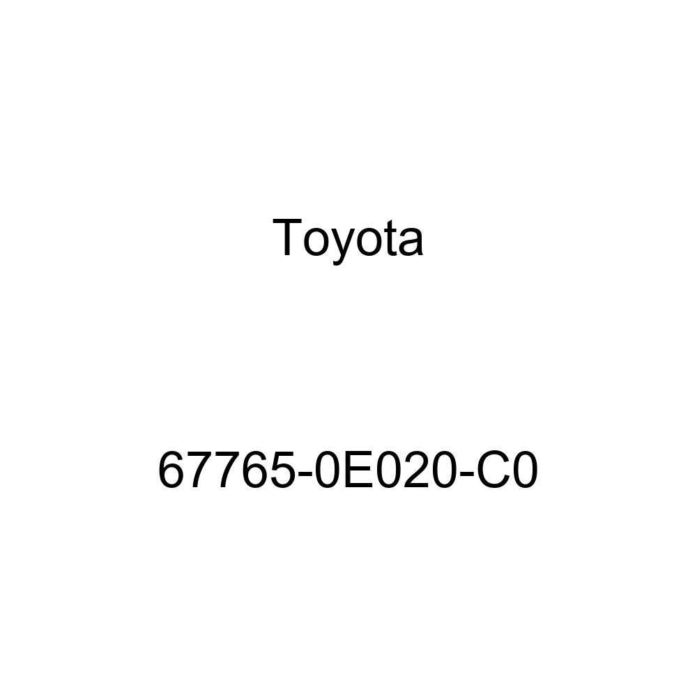 Toyota 67765-0E020-C0 Door Service Hole Cover