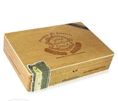 Vintage Jaime Garcia Wooden Cigar Box Reserva Especial My Fathers Cigars empty