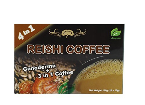Reishi Coffee-4in1