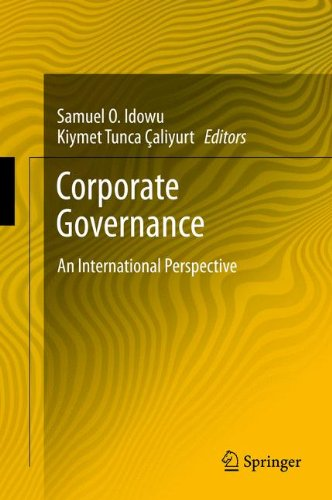 Corporate Governance: An International Perspective (Csr, Sustainability, Ethics & Governance)