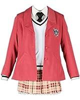 Hetalia: Axis Powers Cosplay Costume - World W College Female 1st XXX-Large