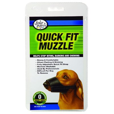 Dog Quick Fit Muzzle Size: 5 -