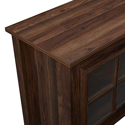 Walker Edison Furniture Company 70 Farmhouse Wood Tv Stand With