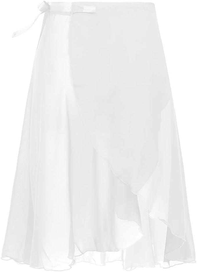 falda de ballet larga
