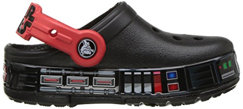 Lab Vader Kids Zoccoli Crocs Bambino Nero Lights Eu Clog Fun Crocband Darth 30 31 black ZWwxEHq