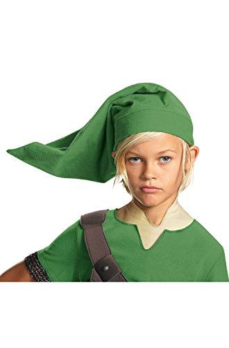 Legend Of Zelda Costume Accessories (Disguise Link Child Hat)