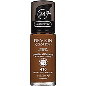 Revlon Colorstay Makeup For Combination/Oily Skin, Cappuccino, 1 Fl Oz