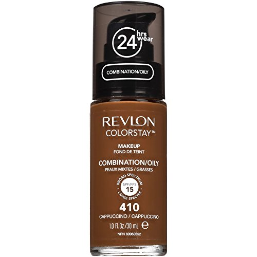 Revlon Colorstay Makeup For Combination/Oily Skin,...