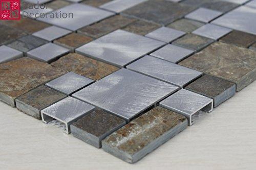 Vetro di piastrelle a mosaico mosaico di piastrelle di mosaico
