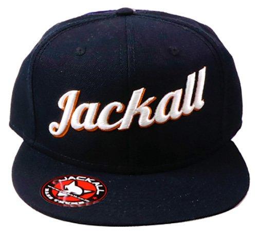JACKALL(ジャッカル) フラットバイザーキャップ タイプ2 ブラック.の商品画像