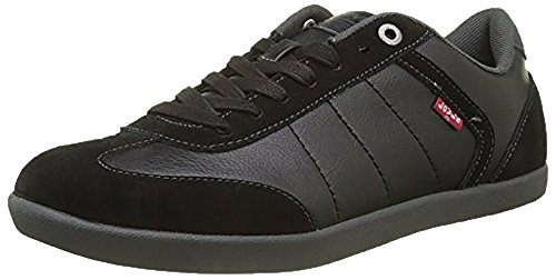Homme Black Loch Basses Levi's Baskets Wc4HxFT
