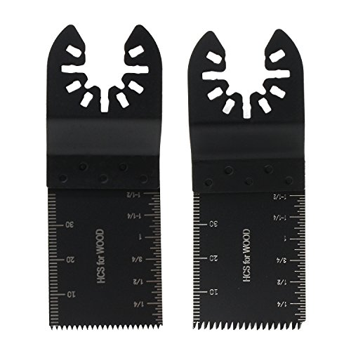 ESUMIC 15Pcs Oscillating Saw Blade Grinding Rasp Kit for RockWell Sonicrafter Work Oscillating Multitool Accesory by ESUMIC (Image #5)