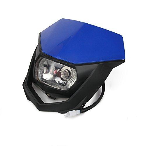 Buy street fighter headlight blue