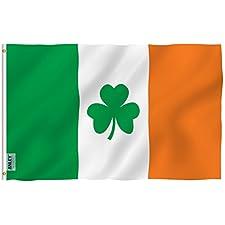 Ireland Flag Sewn Nylon
